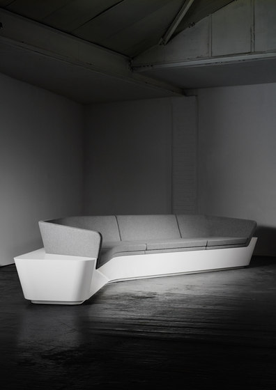 Mono Seating Configuration 4 by Isomi