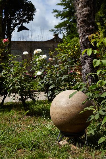 Sphere 360 concrete by Architettura Sonora