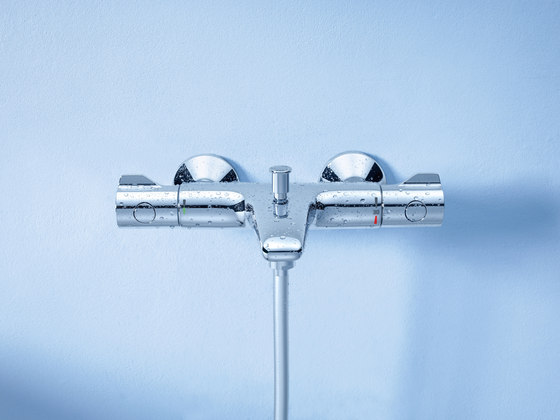 """Grohtherm 800 Thermostatic shower mixer 1/2"""" by GROHE"""