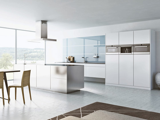Oven Combair | stainless steel by V-ZUG