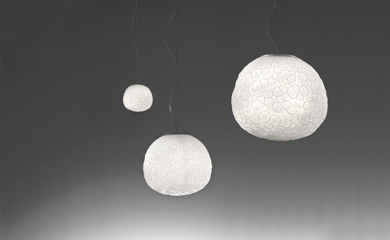 Meteorite Wall/Ceiling by Artemide