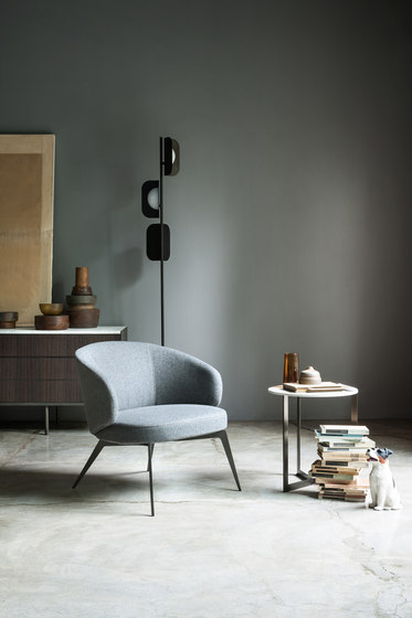 Bice lounge chair by LEMA