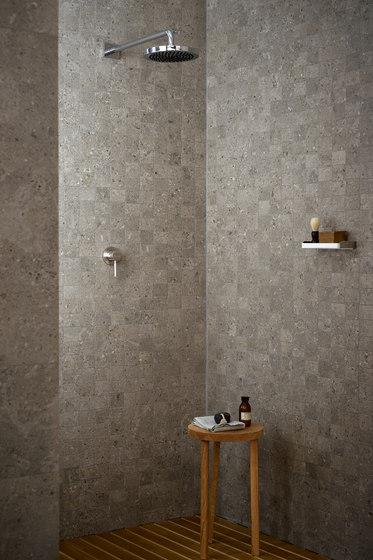 Mystone Gris Fleury mosaico taupe by Marazzi Group