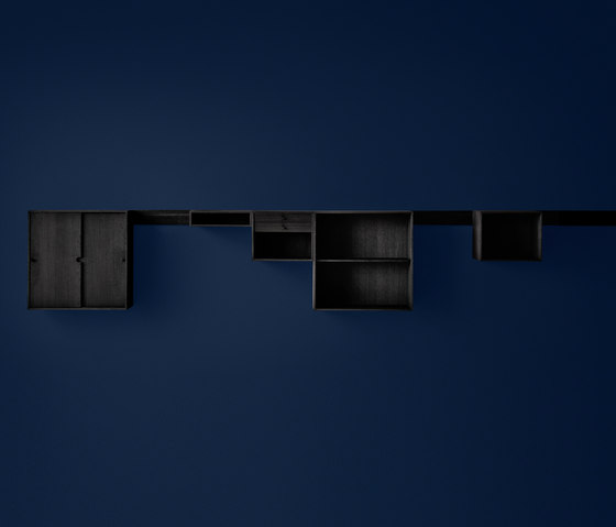 Il Kilometre black by Karakter Copenhagen