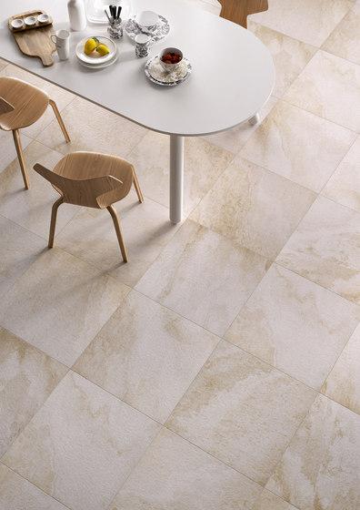Mystone Quarzite mosaico ghiaccio by Marazzi Group