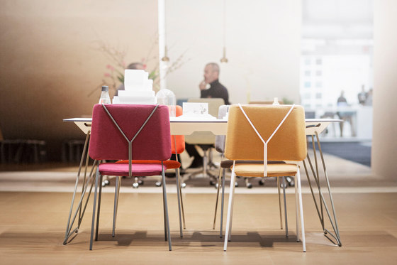 Frankie Restaurant Chairs By Johanson Architonic
