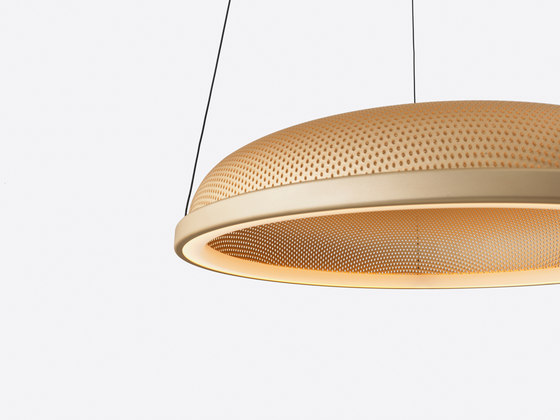 Mesh Space Pendant by Resident