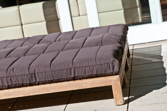 Azure Lounger by Wintons Teak