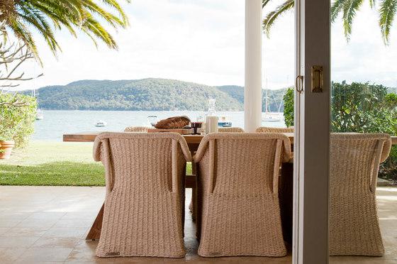 Elan Dinning Armchair - PR de Wintons Teak