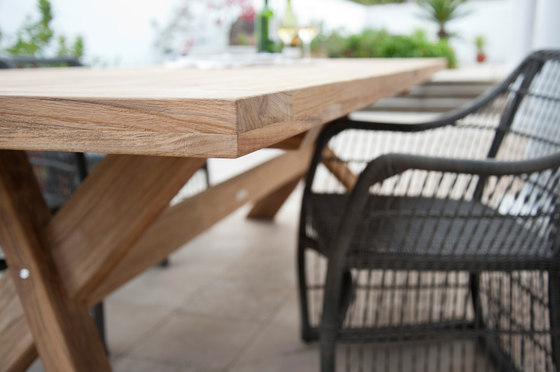 Knox Table by Wintons Teak