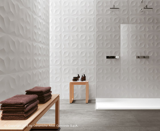 Diamond by atlas concorde product for Pisos de ceramica para interiores