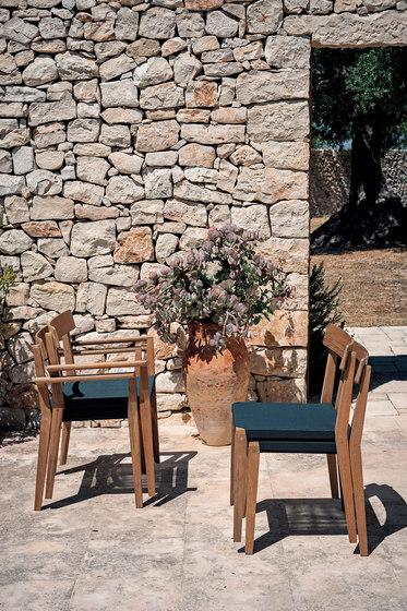 TEKA chair di Roda