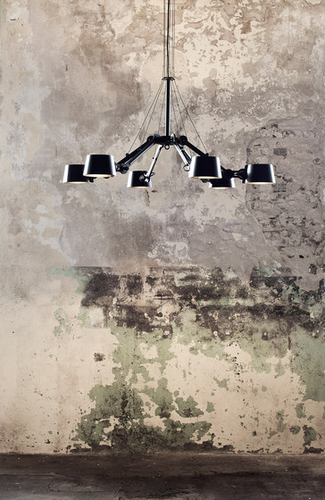BOLT chandelier by Tonone
