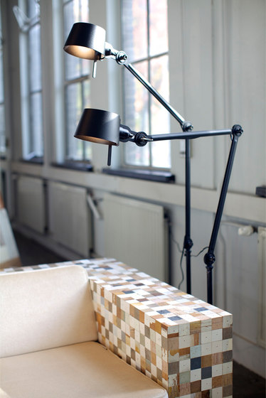BOLT floor lamp | double arm von Tonone