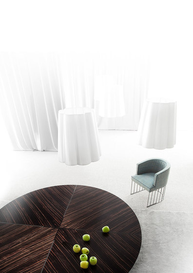Pensami coffee table de Erba Italia