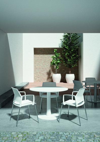 """T"" Tables de Quadrifoglio Group"