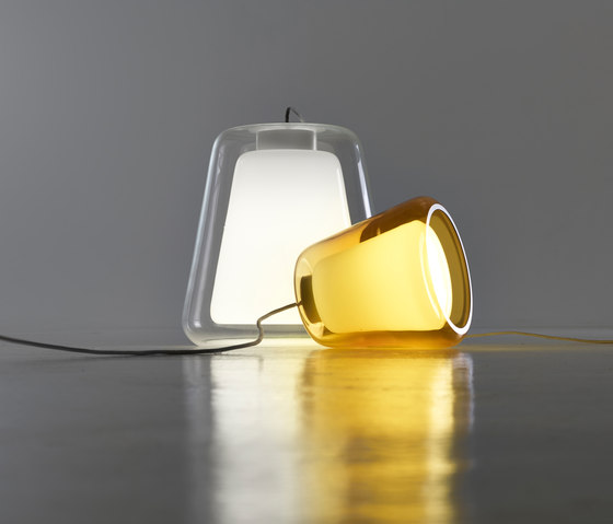 The Lovers Lamp Large by PERUSE