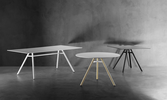 Mart Table 9834-01 | 9835-01 by Plank