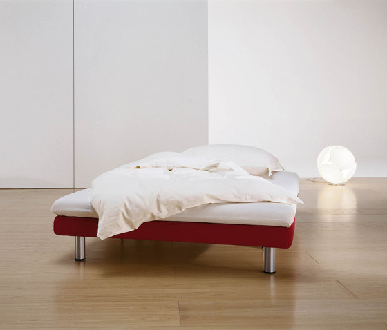 Cora Bed by Neue Wiener Werkstätte