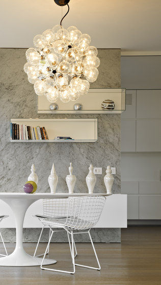 White Marble by Inkiostro Bianco