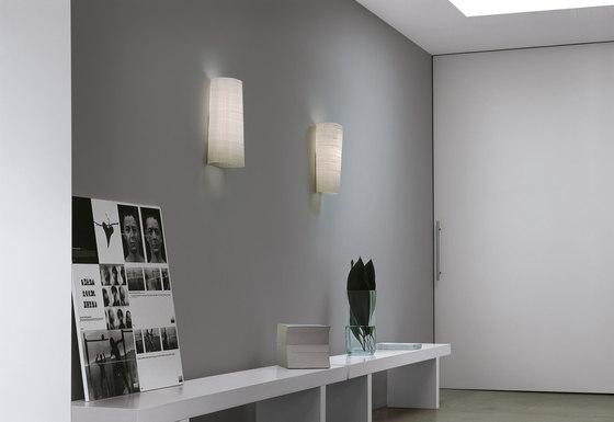 Kite wall lamp by Foscarini