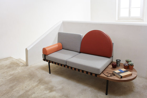 Grid | daybed by Petite Friture