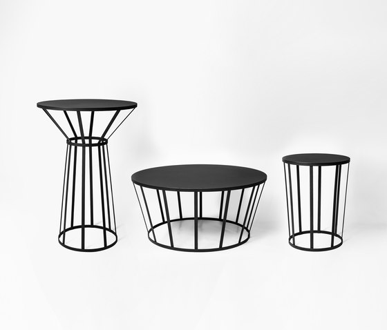 Hollo | stool by Petite Friture