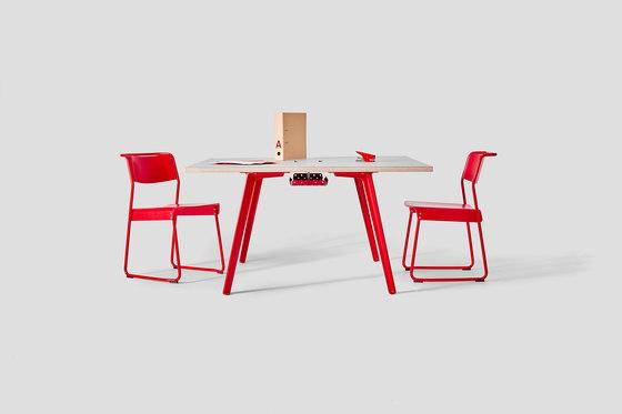 XL Modular Desk by VG&P