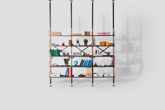 Croquet Shelving Compression von VG&P