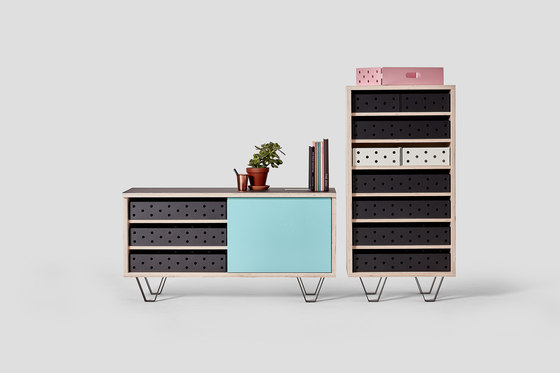 Sled Sideboard by VG&P