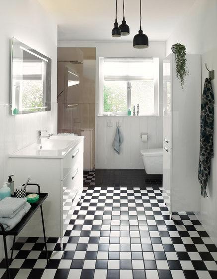 Essento | Mirror cabinet incl. LED lighting of washbasin di burgbad