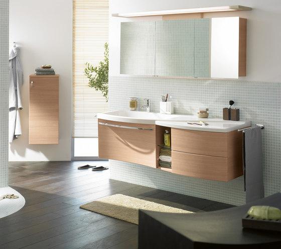 Sinea | Mineral cast washbasin incl. vanity unit di burgbad