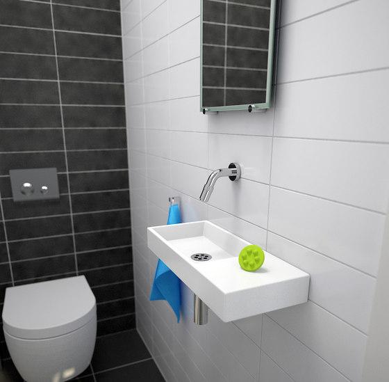 Mini Wash Me wash-hand basin CL/03.12239 by Clou