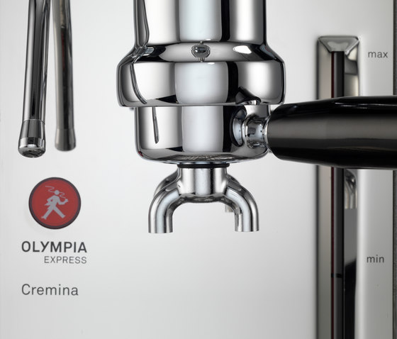 Cremina anthracite by Olympia Express SA