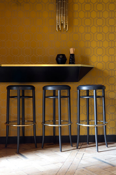 204 Mh Bar Stools From Thonet Architonic