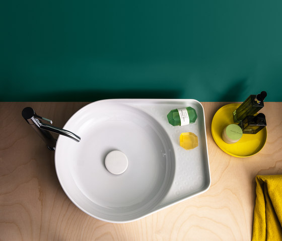 Val | Washbasin by Laufen