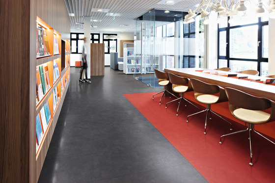 Allura Flex Abstract aqua by Forbo Flooring