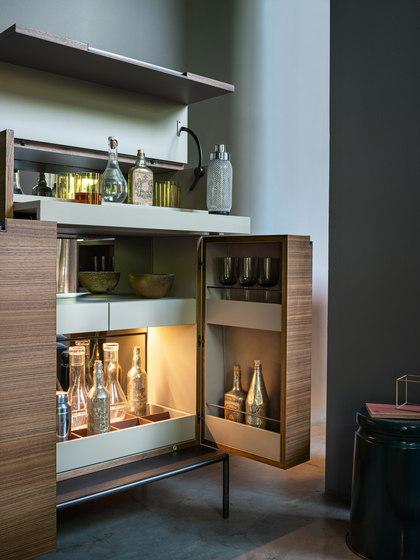 Winston Cabinet bar de LEMA