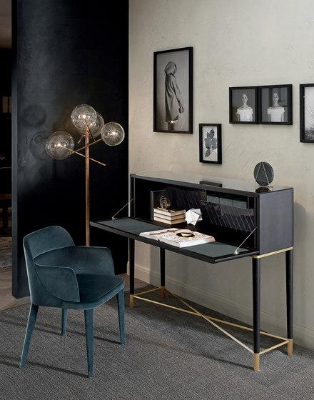Tama Writing desk by Gallotti&Radice