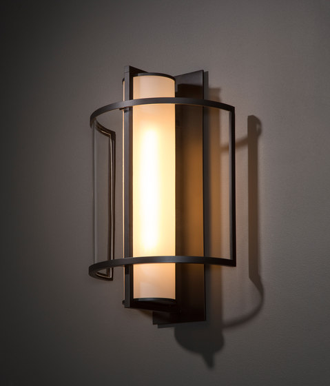 Halvdel Wall Lights From Kevin Reilly Collection