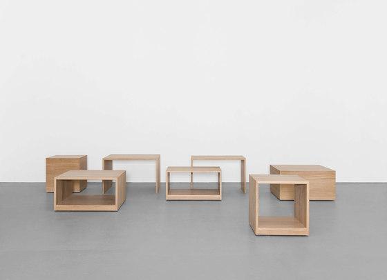RELIKT sidetable / stool de Sanktjohanser