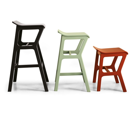 Nhino Stools From Trab 224 Architonic