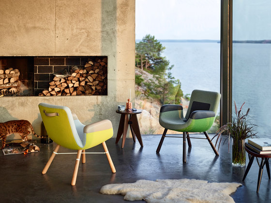 East River Chair de Vitra