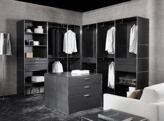 Open cloakroom unit di Dauphin Home