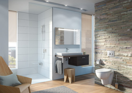 Conforma Wall-hung WC by VitrA Bad
