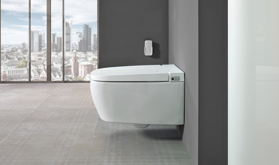 V-care Wall-hung WC by VitrA Bathrooms