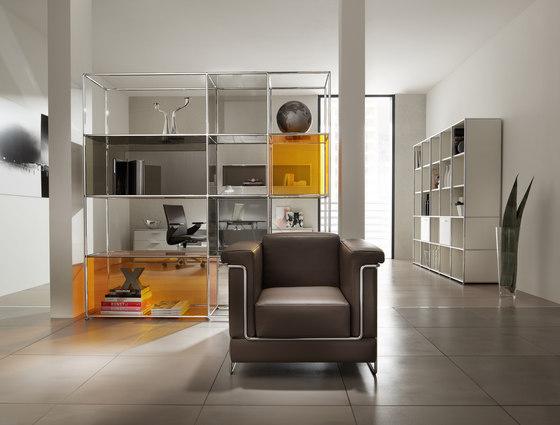Carat armchair von Dauphin Home