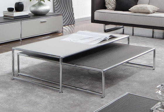 Coffee table by Dauphin Home