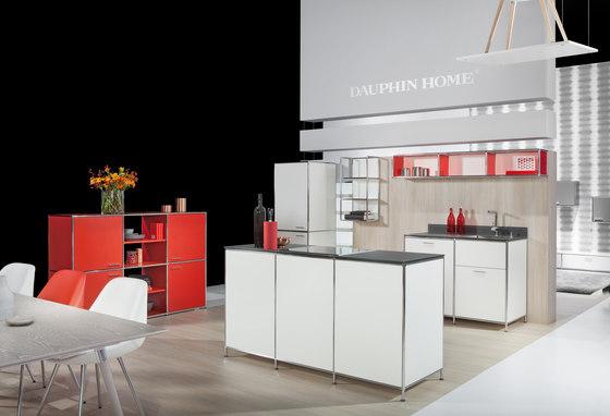 Modular kitchen de Dauphin Home