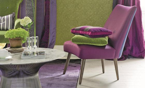 Cara Fabrics | Tanara - Chalk by Designers Guild